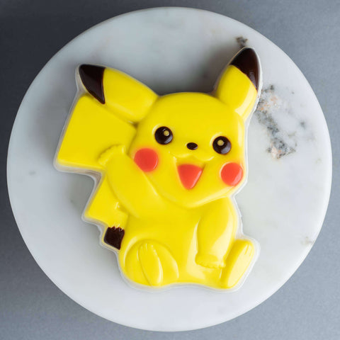 Pikachu Jelly Cake - Jelly Cakes - Q Jelly Bakery - - Eat Cake Today - Birthday Cake Delivery - KL/PJ/Malaysia