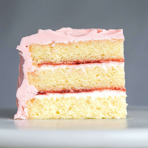 Pink Butter Cake - Butter Cake - Huckleberry Food & Fare - - - - Eat Cake Today - Birthday Cake Delivery - KL/PJ/Malaysia