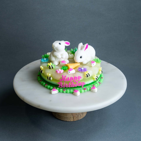 Rabbit Jelly Cake - - Jerri Home - - Eat Cake Today - Birthday Cake Delivery - KL/PJ/Malaysia
