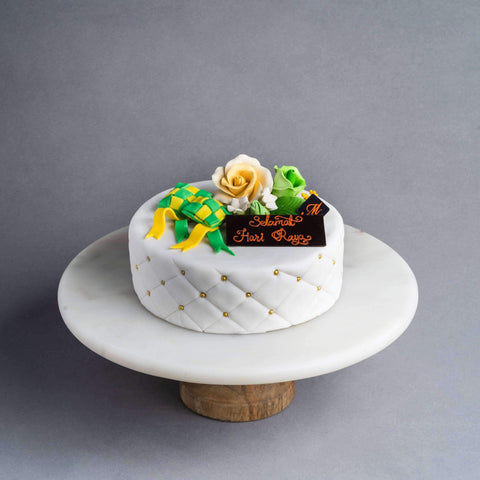 "Raya Cake 7"" - Butter Cake - Madeleine Patisserie - - - - Eat Cake Today - Birthday Cake Delivery - KL/PJ/Malaysia"