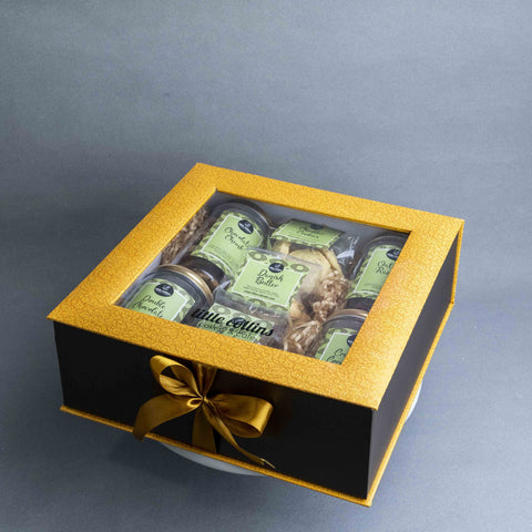 Raya Indulgence Cookies Box - Cookies - Little Collins - - Eat Cake Today - Birthday Cake Delivery - KL/PJ/Malaysia