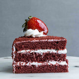 "Red Velvet Cake 7"" - Sponge Cake - Cake Sense - - Eat Cake Today - Birthday Cake Delivery - KL/PJ/Malaysia"