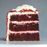 Red Velvet Cake - Sponge Cake - Huckleberry Food & Fare - - Eat Cake Today - Birthday Cake Delivery - KL/PJ/Malaysia