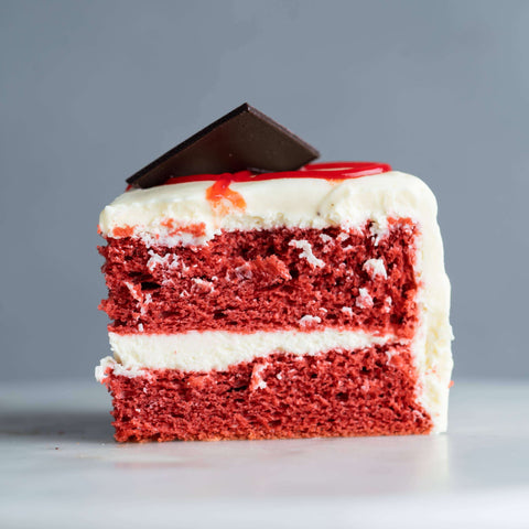 Red Velvet Cake - Sponge Cake - Just Heavenly - - - - Eat Cake Today - Birthday Cake Delivery - KL/PJ/Malaysia