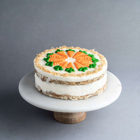"Rich Carrot Cheesecake 9"" - Carrot Cake - Food Foundry - - Eat Cake Today - Birthday Cake Delivery - KL/PJ/Malaysia"