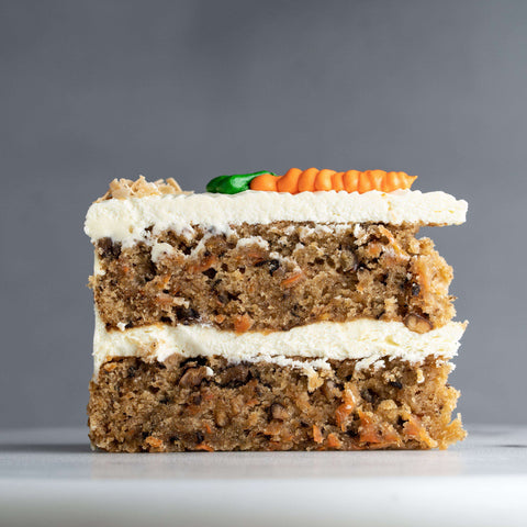"Rich Carrot Cheesecake 9"" - Carrot Cake - Food Foundry - - - - Eat Cake Today - Birthday Cake Delivery - KL/PJ/Malaysia"