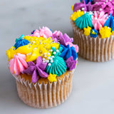 Rosette Cupcakes - Cupcakes - The Accidental Bakers - - Eat Cake Today - Birthday Cake Delivery - KL/PJ/Malaysia