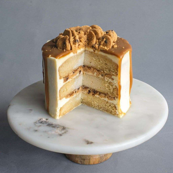 Salted Caramel Celebration Cake 5.5""