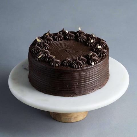 "Salted Caramel Chocolate Cake 8"" - Salted Caramel Chocolate Cake - Project Cake Therapy - - - - Eat Cake Today - Birthday Cake Delivery - KL/PJ/Malaysia"