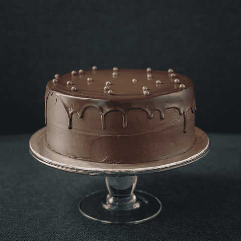 Salted Caramel Chocolate Ganache Cake - Salted Caramel Chocolate Cake - Jaslyn Cakes - - Eat Cake Today - Birthday Cake Delivery - KL/PJ/Malaysia