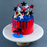 Spiderman Cake - Designer Cake - Junandus - - Eat Cake Today - Birthday Cake Delivery - KL/PJ/Malaysia