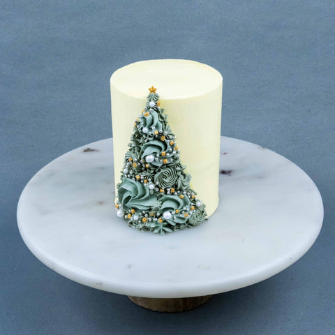 Sprinkle Christmas Tree Cake - Sponge Cakes - Butter Grail - - Eat Cake Today - Birthday Cake Delivery - KL/PJ/Malaysia
