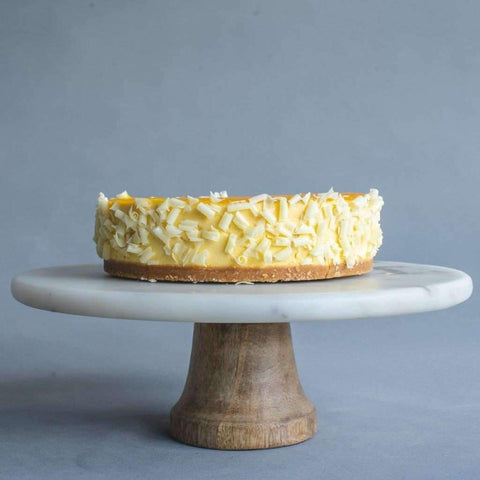 "The Russian Whiskers Mango Cheesecake 7"" - Cheesecakes - Cat & The Fiddle - - Eat Cake Today - Birthday Cake Delivery - KL/PJ/Malaysia"