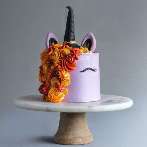 Unicorn Wizard Cake - Designer Cake - Kak Sal Kueh - - - - Eat Cake Today - Birthday Cake Delivery - KL/PJ/Malaysia