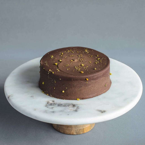 Valrhona Chocolate Mousse Cake - Chocolate Cake - Fito - - Eat Cake Today - Birthday Cake Delivery - KL/PJ/Malaysia