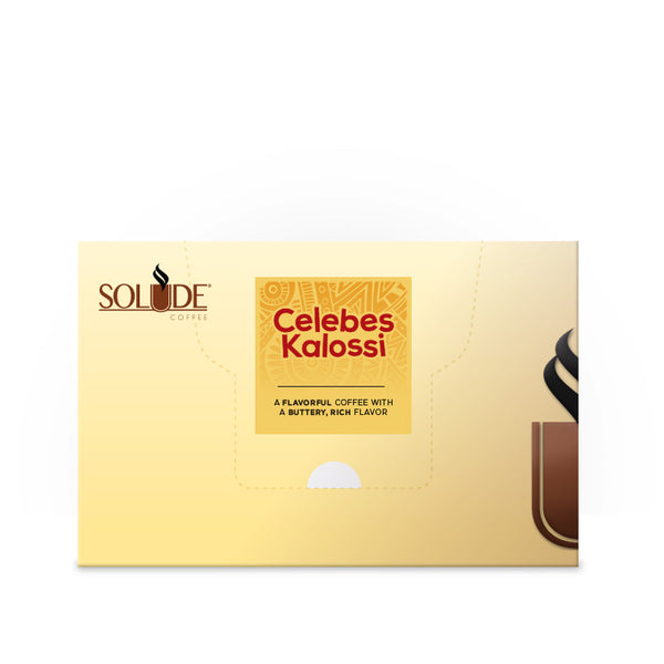 Celebes Kalossi - Single Serve Filters