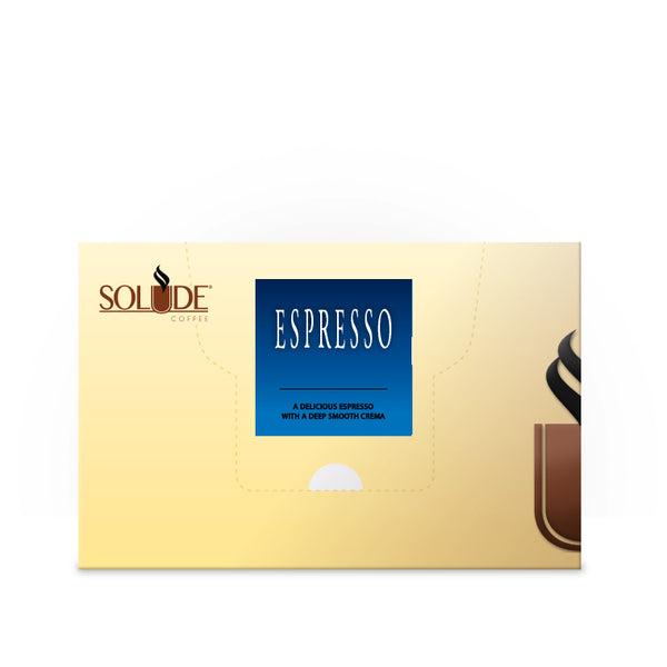 Espresso - Single Serve Filters