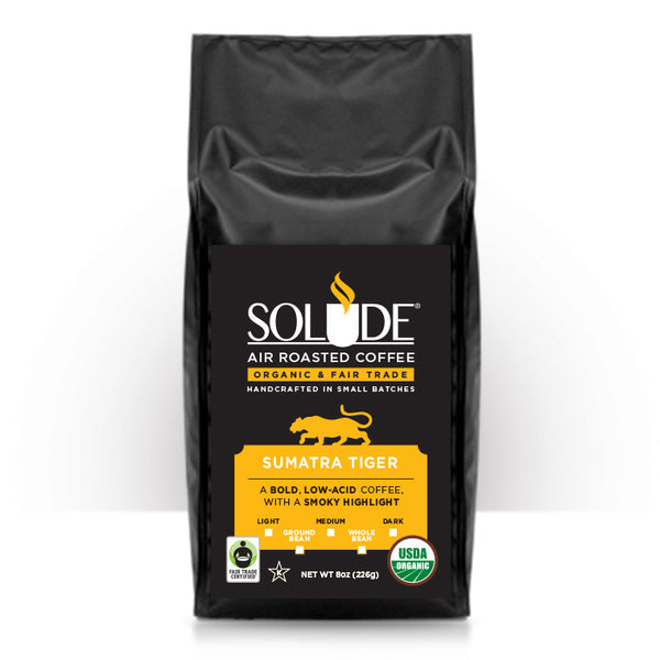 Sumatra Tiger Fair Trade Organic