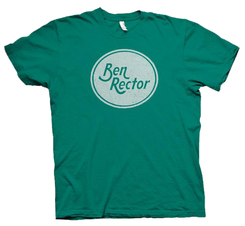 Green Oval Logo Shirt
