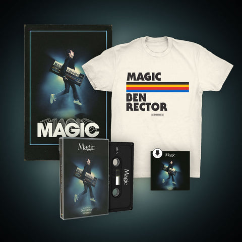 MAGIC BUNDLE #2 - CASSETTE