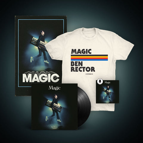 MAGIC BUNDLE #1 - VINYL