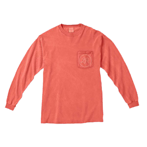 Live in Concert Long-Sleeve T-Shirt (salmon)
