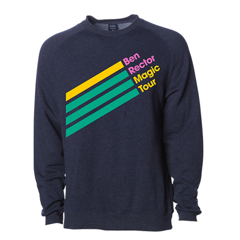 Ben Rector Magic Tour 2018 Sweatshirt
