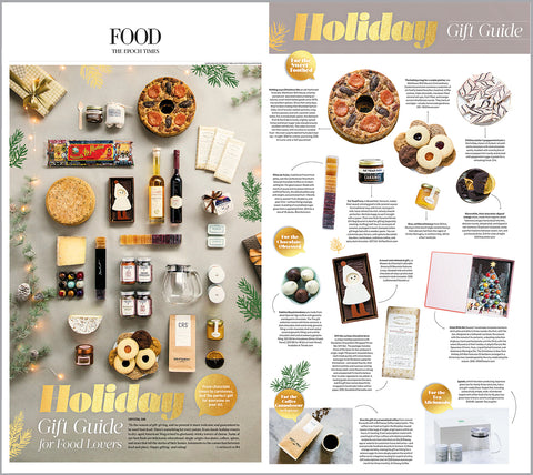 Epoch Times Holiday Food Guide