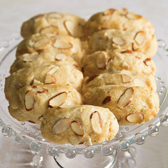 Almond Roll Up Cookies