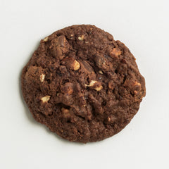 Chocolate Cherry Pecan Cookie