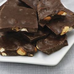 Sugar Free Almond Bark in Dark Chocolate