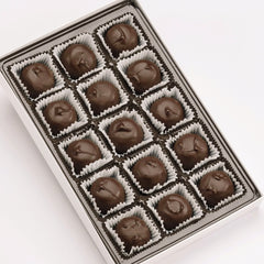Box of Sugar Free Dark Chocolate Marshmallows