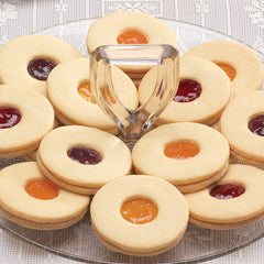 Fruit Filled Cookies