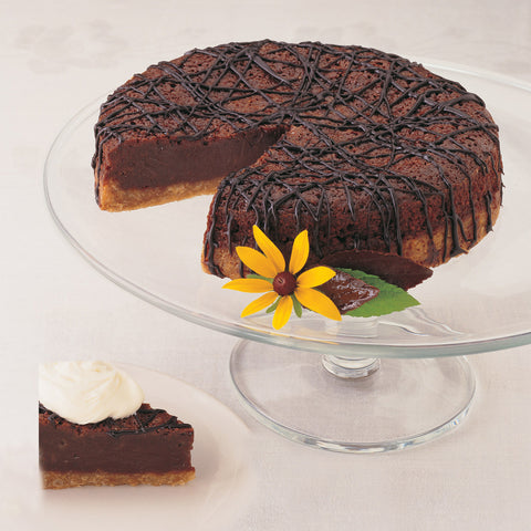 Fudge Brownie Torte