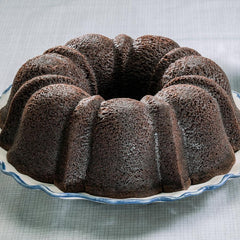 Chocolate Rum Bundt Cake