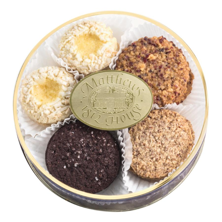 Gluten-free Assortment in a clear round