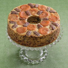 Brandied Apricot Fruitcake Ring