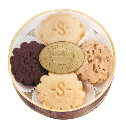Sugar Free Shortbread Cookie Sampler