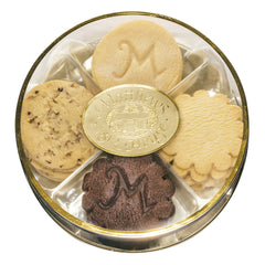 Shortbread Sampler in gift round