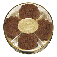 Molasses Cookies in gift package