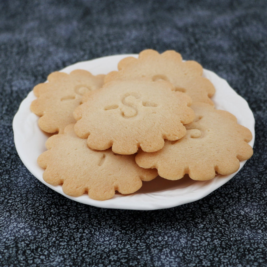 Sugar Free Traditional Shortbread Cookies