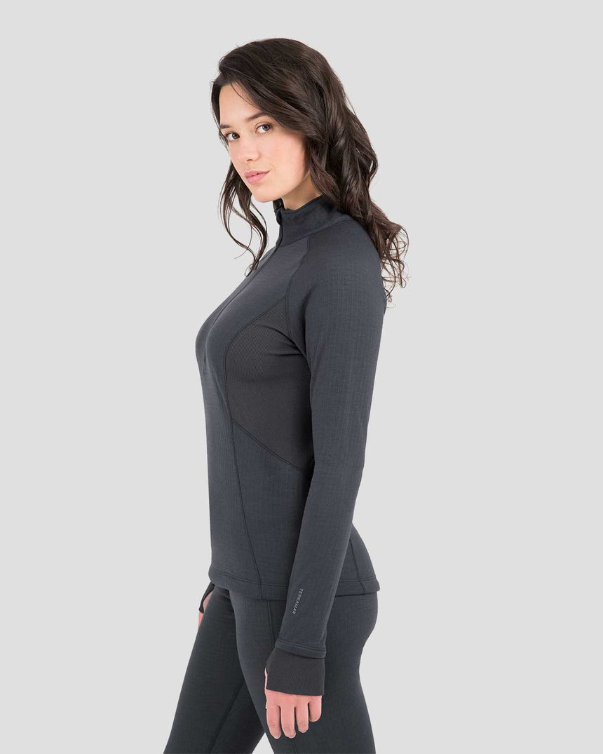 4.0 Women's Matrix Merino Half Zip