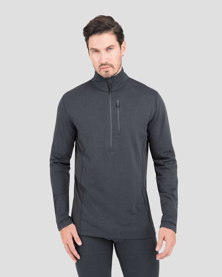 4.0 Men's Matrix Merino Half Zip