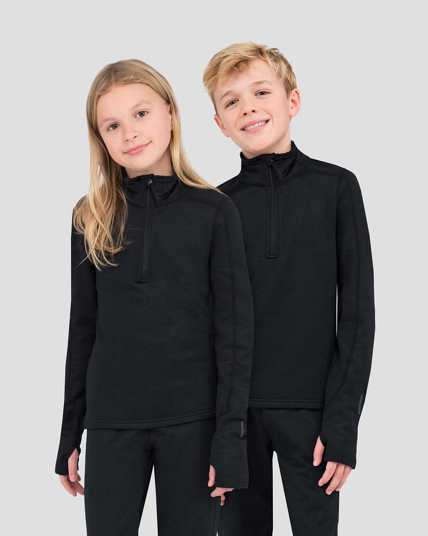 3.0 Kids Ecolator® Performance Half Zip