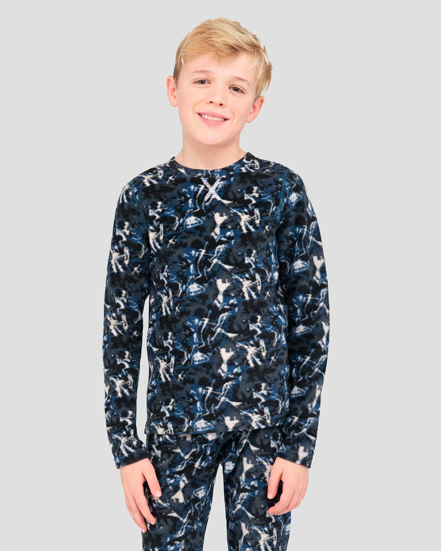 4.0 Kids Thermafleece 2-Piece Set