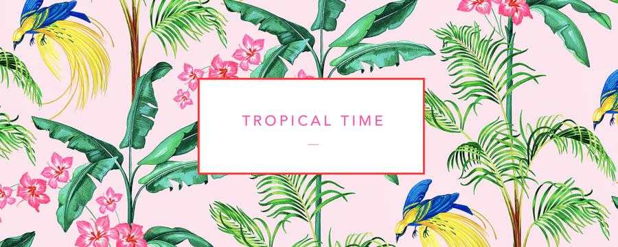 The Journey of a Print: Tropical