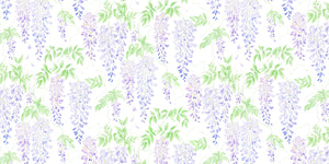 Wisteria: the journey of a print