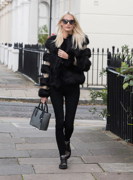 Poppy Delevingne Steps Out in Madderson London