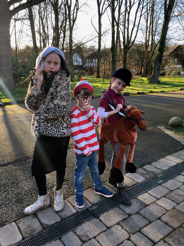 World Book Day Fancy Dress