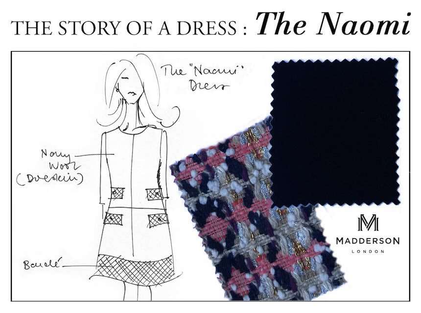 The Story of a Dress: The Naomi